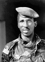 Foto Thomas Sankara